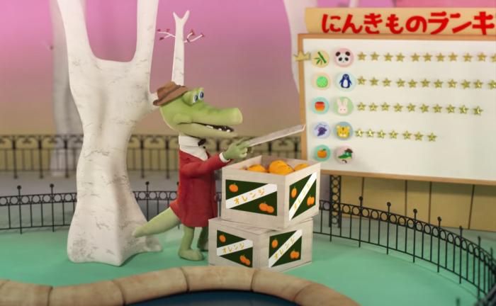 Японцы выпустили новый 3D-мультик про Чебурашку и Гену С миру по нитке