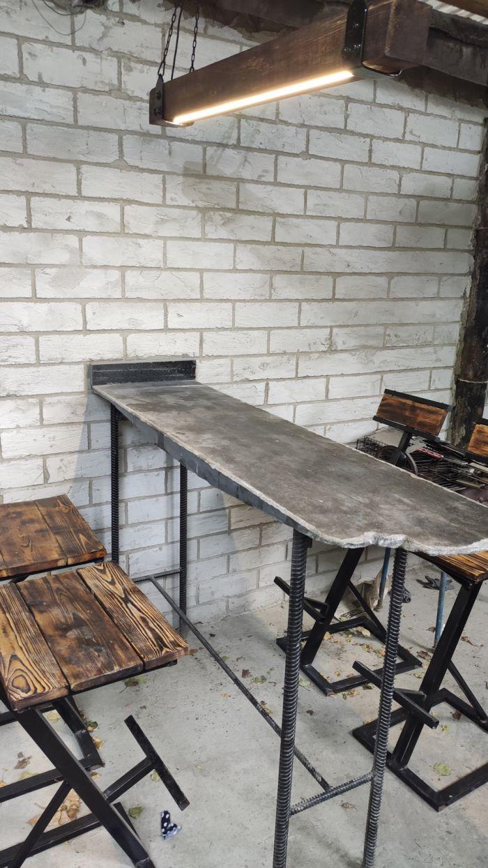 Люстра над барным столом Как это сделано