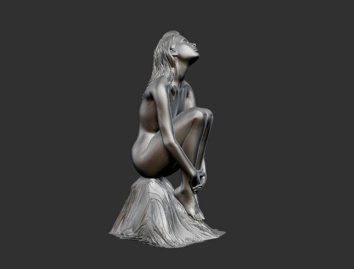 Самодельная статуя Как это сделано