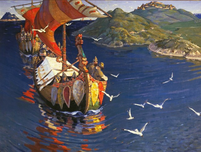 Главные тайны Древней Руси С миру по нитке