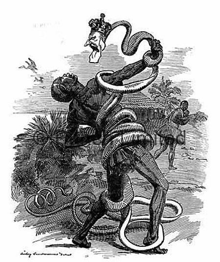 Как бельгийский король Леопольд II уничтожил 10 миллионов африканцев С миру по нитке