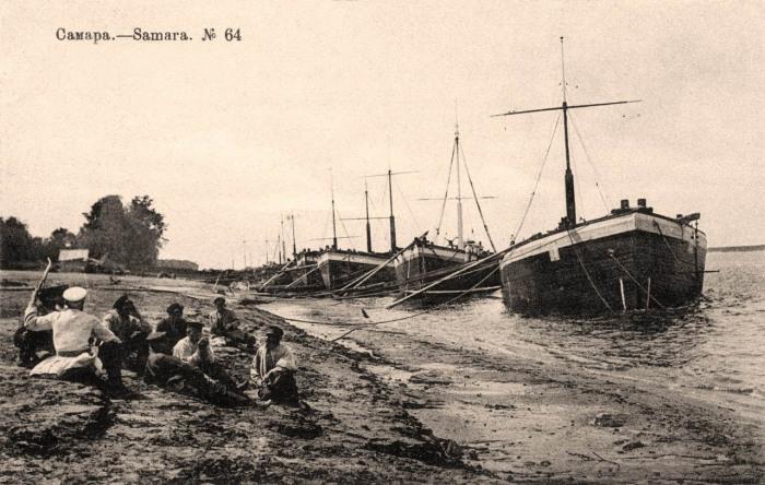 Зачем в России нужны были бурлаки, когда уже существовали пароходы С миру по нитке