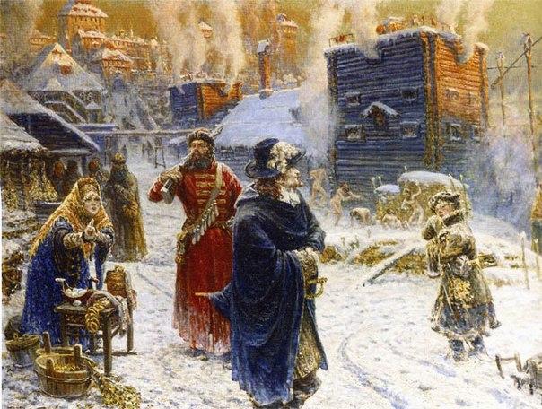 Почему иностранцы боялись русской бани С миру по нитке