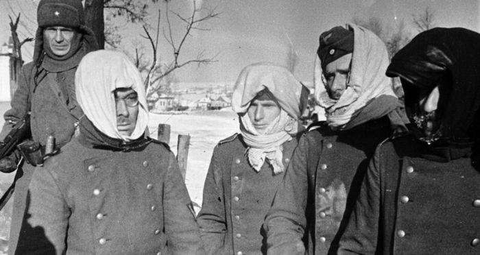 Зимняя экипировка солдат вермахта в 1941-1942 годах С миру по нитке