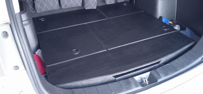 Органайзер в багажник автомобиля Как это сделано