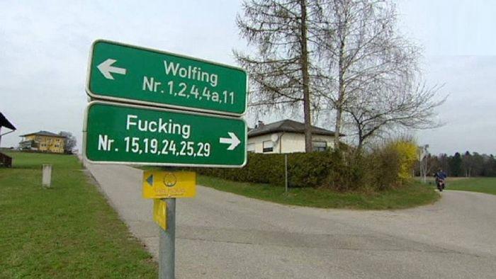 Австрийскую деревню Fucking решили переименовать из-за насмешек туристов С миру по нитке