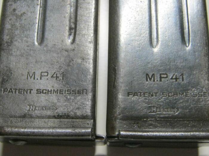 Почему у нас зовут MP-40 «Шмайссером» С миру по нитке