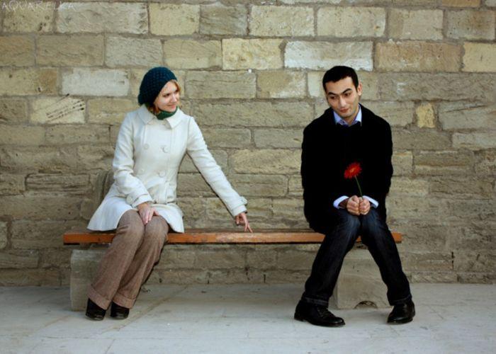 Стеснительный парень из Сызрани на спор женился на первой попавшейся девушке С миру по нитке