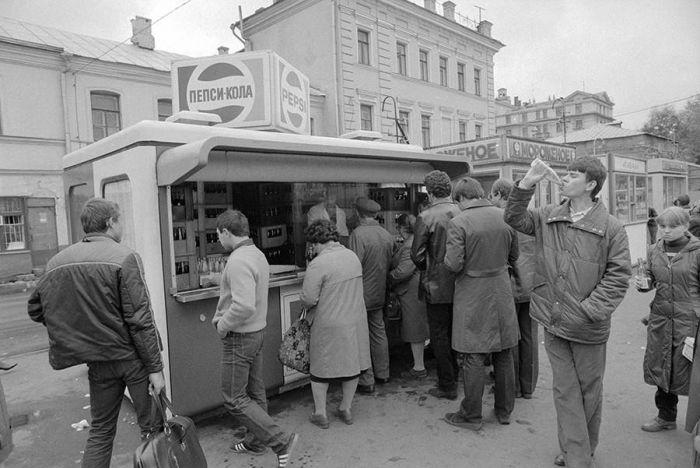 Почему Советский Союз обменял военные корабли на «Пепси» С миру по нитке