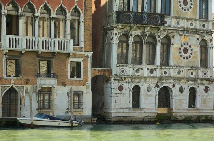 Палаццо Дарио: проклятие венецианского дворца С миру по нитке