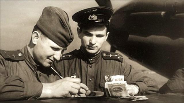 1619665549 zarplata byla u sovetskih soldat vo vremja velikoj otechestvennoj vojny 1
