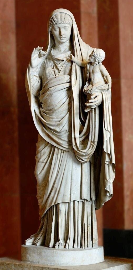 Почему многие жёны в Древнем Риме каждый год сбегали от мужей на три дня С миру по нитке