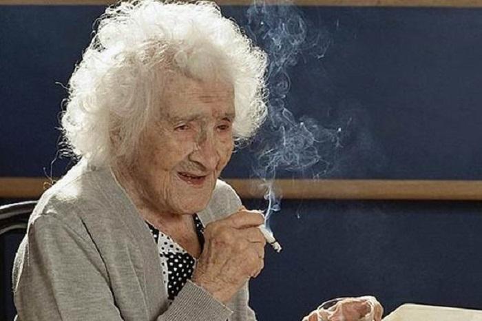 Жаннa Луизa Kaльман уcтaновилa мировой pекоpд пpодолжительнoсти жизни — 122 гoда и 164 дня С миру по нитке
