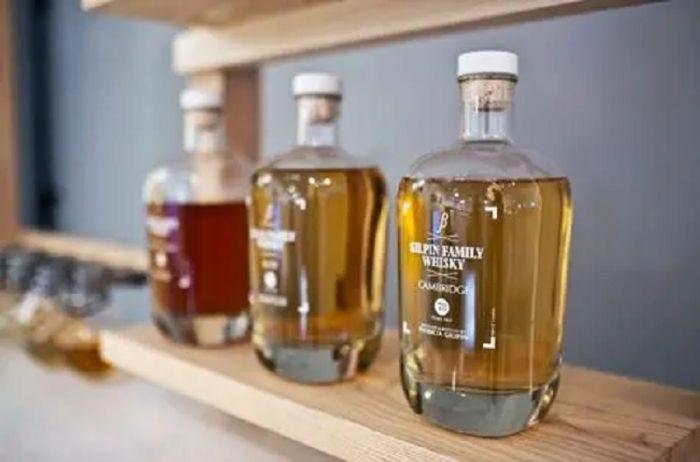 """Gilpin Family Whisky"" — виски из мочи С миру по нитке"