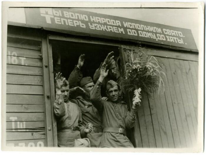 Как в Красной армии распределялись немецкие трофеи С миру по нитке