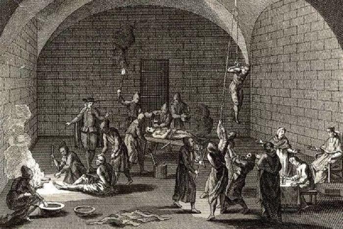 Как закончил священник Урбен Грандье, заключивший договор с Сатаной С миру по нитке