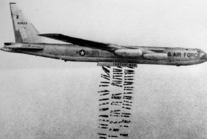 Как американцы 11 дней спасали своего пилота во Вьетнаме и потеряли 5 самолетов С миру по нитке