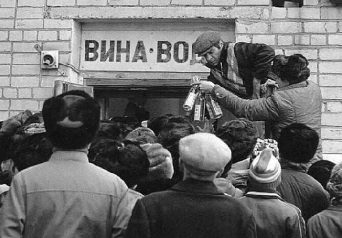 «Сухой закон» Горбачева: почему война с пьянством была бесславно проиграна С миру по нитке