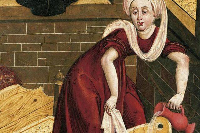 Жизнь в средневековом замке была грязнее, чем кажется С миру по нитке